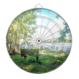 Florida Views Dartboard