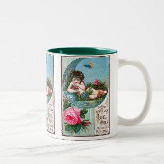 Florida Water 2 Two-Tone Coffee Mug