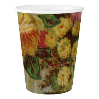 Florida Water Bottle Paper Cup