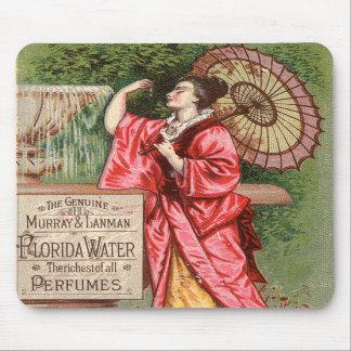 Florida Water Perfume 1881 Advertisement Mouse Pad