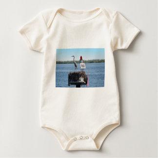 Florida Wildlife Baby Bodysuit