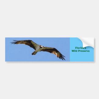 Florida Wildlife Bumper Sticker