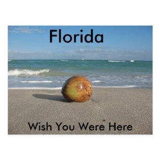 FLORIDA, Wish You Were Here, Postcard
