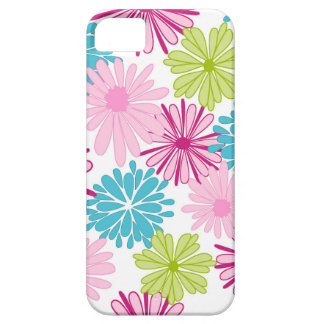 Floriography Mod Flowers phone case