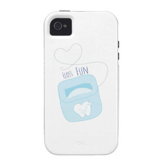 Floss Fun iPhone 4 Cases