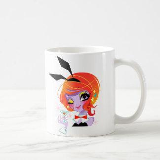 Flossy girl Mug