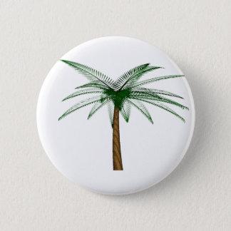 Flotsam Palm 2 Inch Round Button