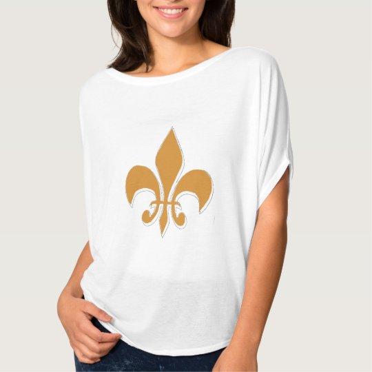 FLOUR DE LIS ORANGE T-Shirt