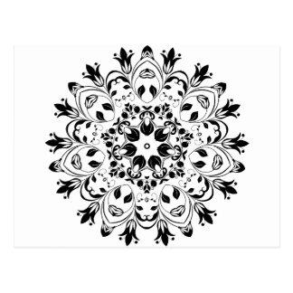 Flourishing-Floral-Design-800px Postcard