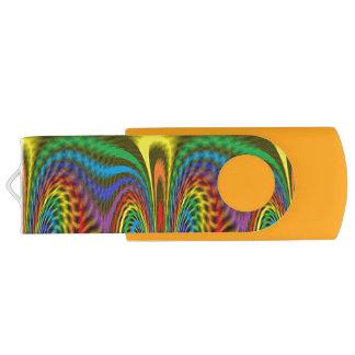 Flourishing Rainbow USB Flash Drive