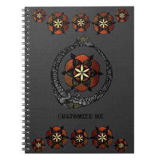 FlouroborosOfLife (Ouroboros & FlowerOfLife) Notebook