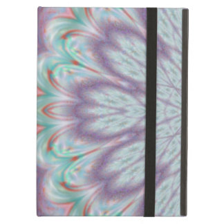 [FLOW-002] Floral fractal Cover For iPad Air