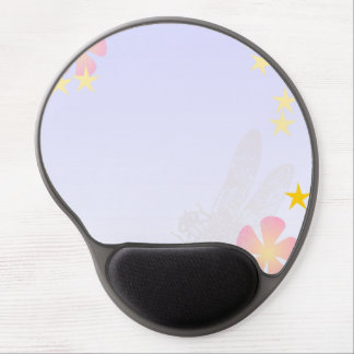 [FLOW-004] Dragonfly flowers Gel Mouse Pad