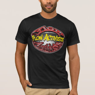 Flow Acivists Big Logo T-Shirt