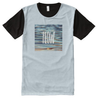 Flow All-Over-Print T-Shirt
