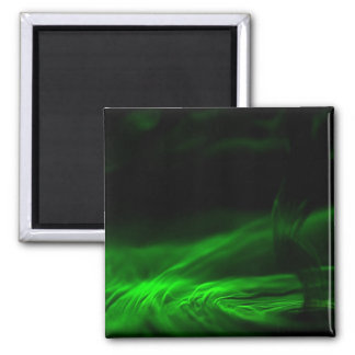 Flow Fluorescein in water Magnet