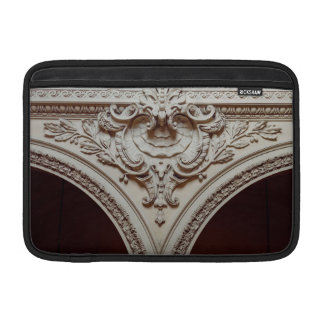 Flow into place sleeve for MacBook air