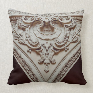 Flow into place throw pillow
