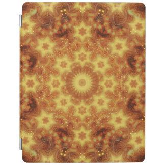 Flow of Creation Mandala iPad Cover