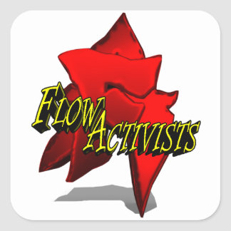 FlowActivists Sticker 2