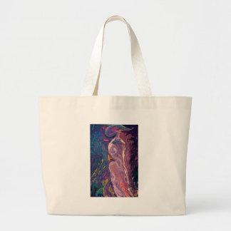 Flowdance Large Tote Bag