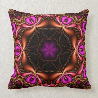 flower13 throw pillow