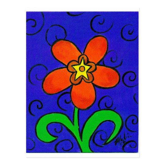 Flower24 Postcard