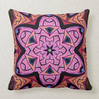 flower5 throw pillow