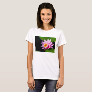 Flower 41 Waterlily Digital Art - Tee