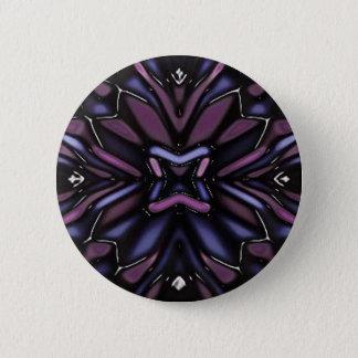 flower 7 2 inch round button