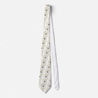 Flower a dandelion tie