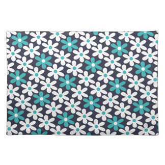 flower abstract pattern placemat