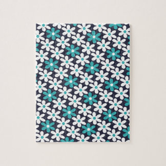 flower abstract pattern puzzle