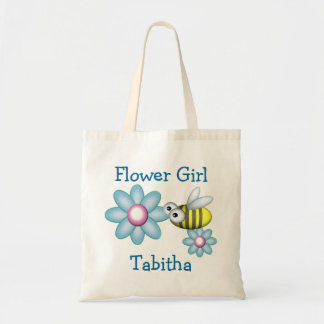 Flower and Bee Flower Girl