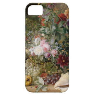 Flower Arrangement and Seashell Case For The iPhone 5