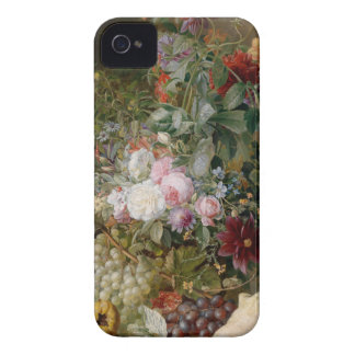 Flower Arrangement and Seashell iPhone 4 Cases