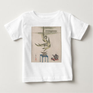 Flower Arrangement - Utagawa Itchinsai Baby T-Shirt
