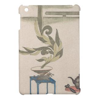 Flower Arrangement - Utagawa Itchinsai Case For The iPad Mini