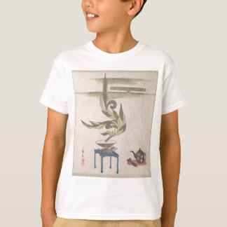 Flower Arrangement - Utagawa Itchinsai T-Shirt