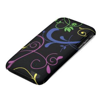 flower art iPhone 3 cover