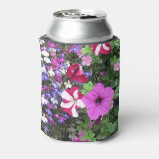 Flower Basket Can Cooler