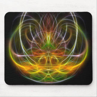 FLOWER BEAUTY MOUSE PAD