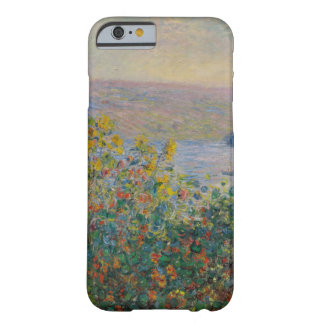 Flower Beds at Vetheuil by Claude Monet Barely There iPhone 6 Case