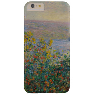 Flower Beds at Vetheuil Claude Monet Barely There iPhone 6 Plus Case