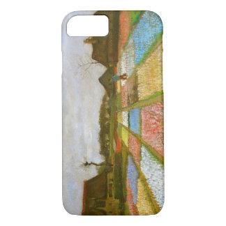 Flower Beds in Holland (F186) Van Gogh Fine Art iPhone 7 Case