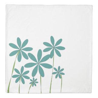 Flower Bliss1 Duvet Cover
