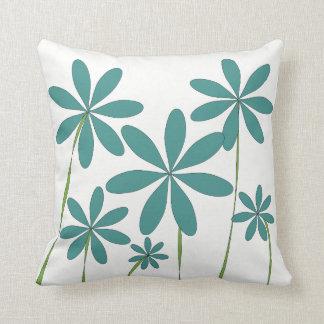 Flower Bliss1 Throw Pillow
