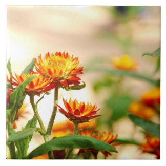 Flower Bloom Tile