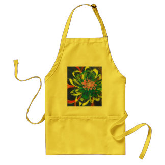Flower blooming in the COOL sea of the universe Standard Apron