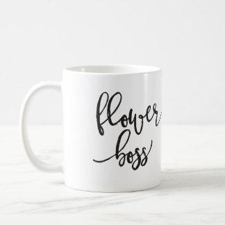 Flower Boss Mug